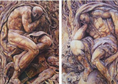 Titanes de piedra Autor: Amparo Salvador Martínez